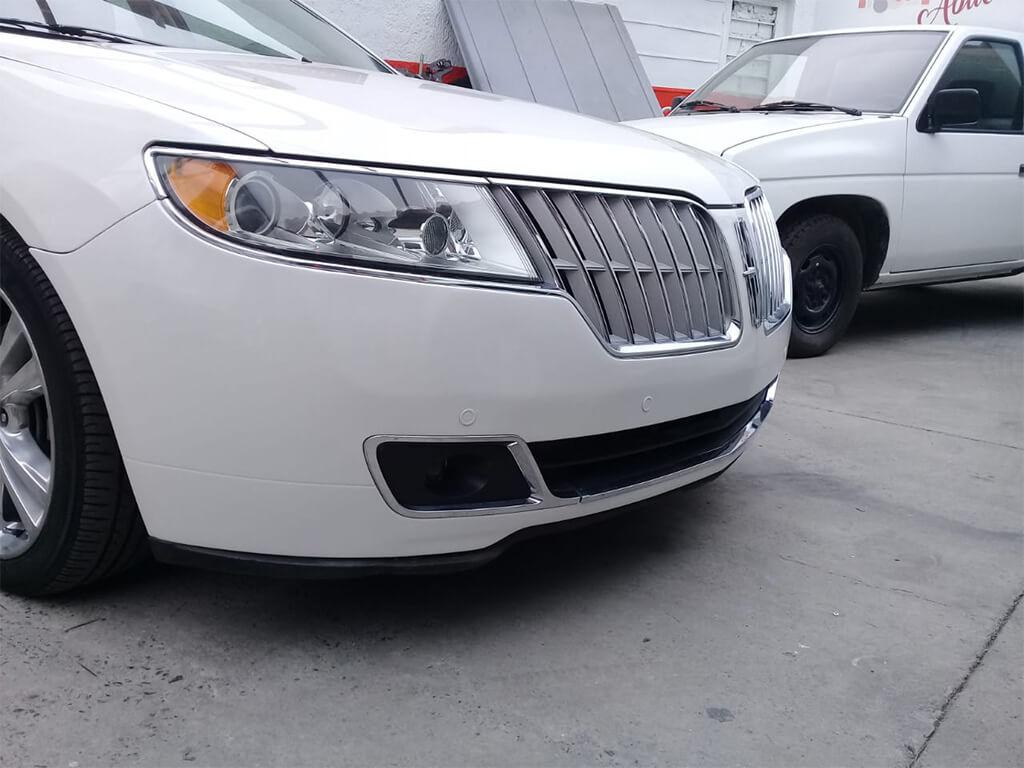 Reparación de abolladuras de coche
